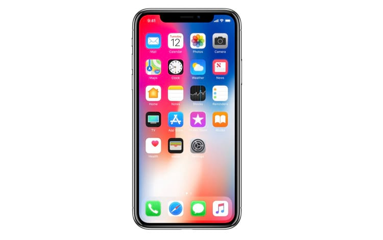 Pre-venda do iPhone X