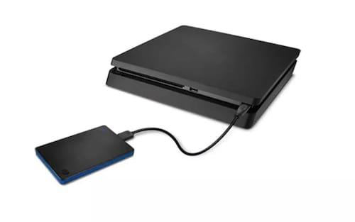 Seagate anuncia HD externo para PS4 com até 4 TB
