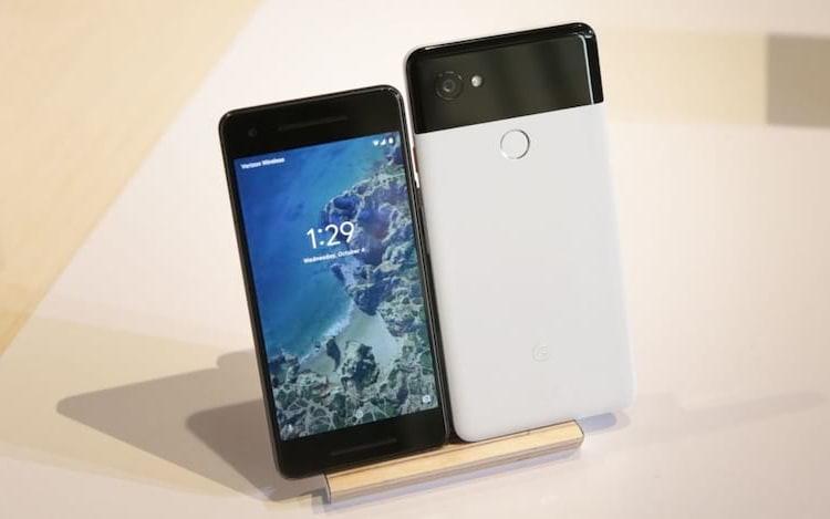Pixel 2 é um sucesso, garante CEO do Google.