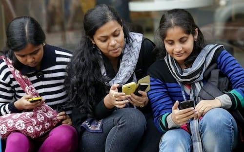 Índia já é o segundo maior mercado de smartphones do globo