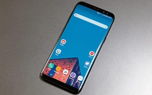 Galaxy S9 deve contar com parte traseira diferente do Galaxy S8