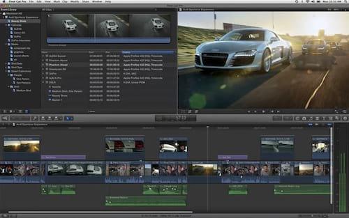 Atualização 10.4 para o Final Cut Pro X traz suporte para realidade virtual, HDR e H.265