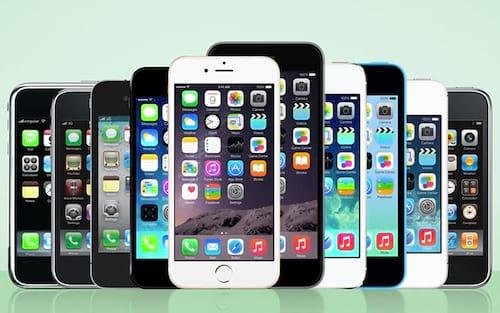 Os iPhones antigos ficam mais lentos com as atualizações