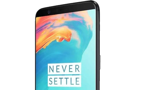 Publicada nova imagem frontal do OnePlus 5T