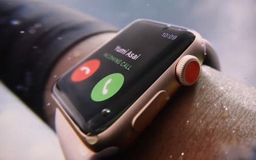 Apple Watch Series 3 tem problemas no display