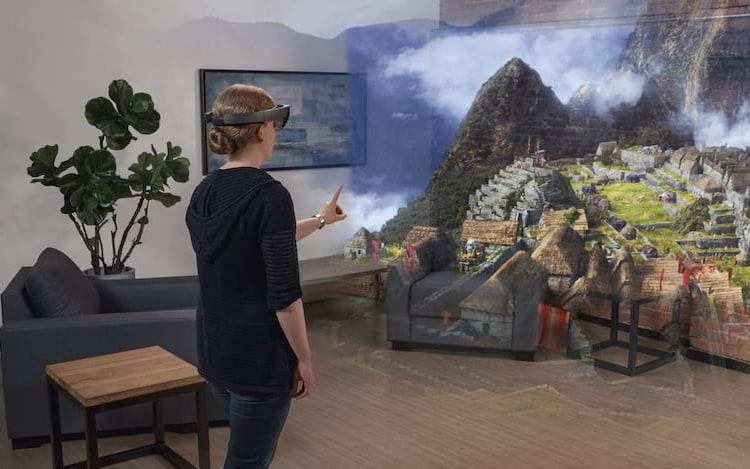 E o Brasil? HoloLens chega para mais 29 países.