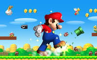 McDonalds volta com surpresas de Super Mario Bros