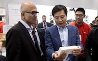 Microsoft e Xiaomi anunciam parceria