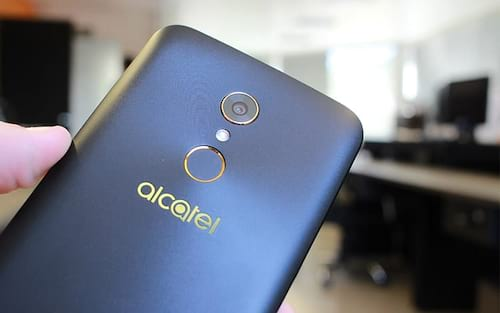 Alcatel A7 - Unboxing