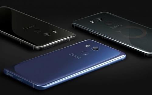HTC anuncia U11+ com 6 GB de RAM e 128 GB de memória interna