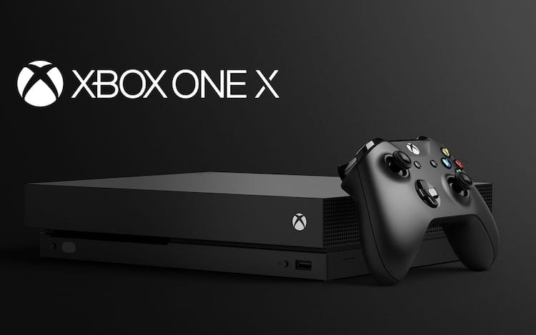 Microsoft confirma data de chegada do Xbox One X ao Brasil.