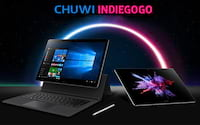 Chuwi realiza Crowdfunding no Indiegogo para lançar o novo CoreBook