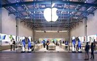 Grupo monta uma Apple Store falsa em Nova York