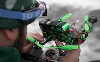 Primeiro campeonato mundial de drones irá acontecer em 2018
