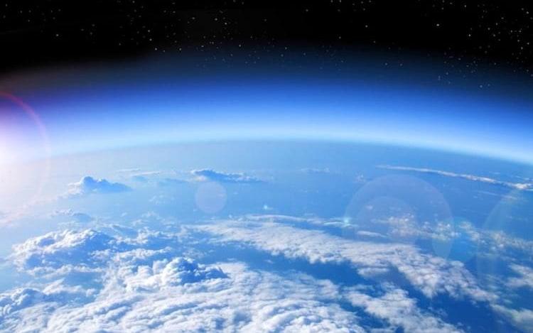 Buraco na camada de ozônio é o menor registrado em trinta anos.