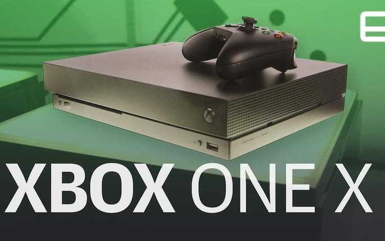 No Japão, Xbox One X esgota ainda na pré-venda.