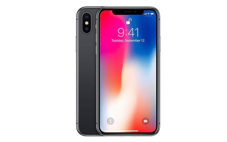 Dois iPhones em 2018