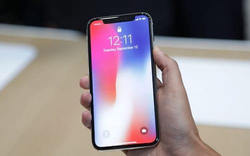 Usuários dos iPhones X relatam problemas na ativação
