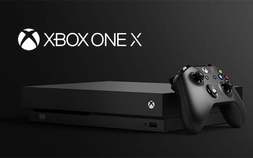 Xbox One X é anunciado nos Estados Unidos