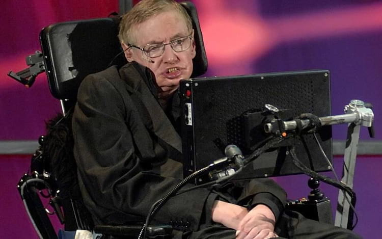 Inteligência Artificial pode acabar com humanidade, diz Stephen Hawking .