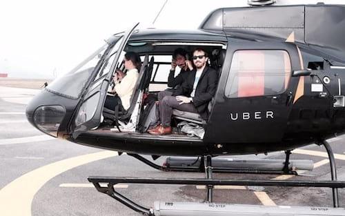 Uber assina acordo com a NASA para gestão de tráfego aéreo
