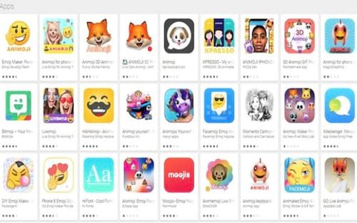 Play Store é invadida por clones do Animoji