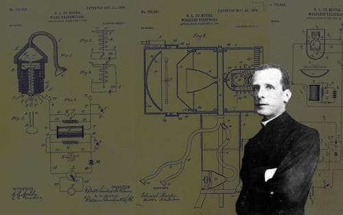 O brasileiro desconhecido que inventou o rádio e o telefone sem fio
