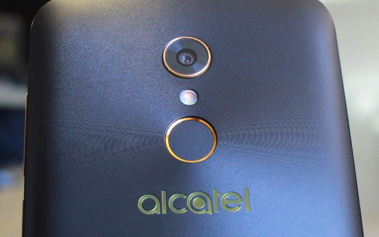 Alcatel A7 - Teste de câmera