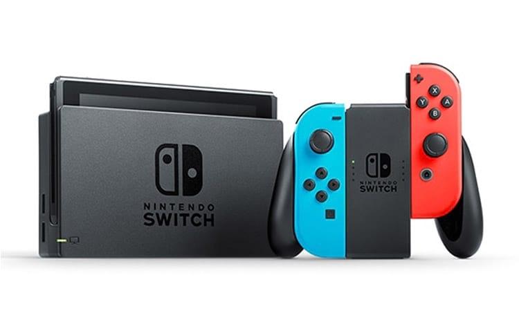 Nintendo vai duplicar produção do Switch em abril de 2018