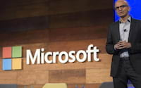 CEO da Microsoft faz piada em relação aos iPads