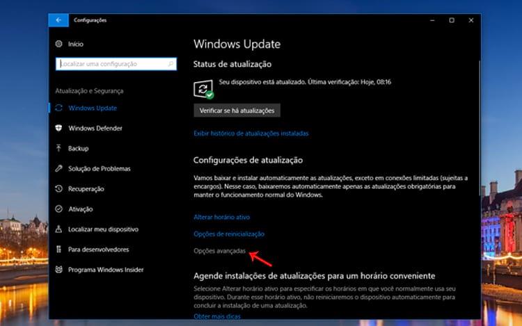 Sua conexão está lenta? Pode ser o Windows Update