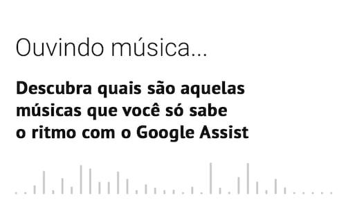 Como identificar músicas através do Android sem aplicativos