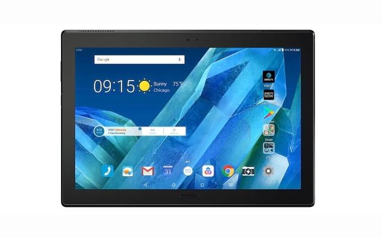Motorola lança primeiro tablet em cinco anos.