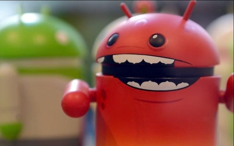 Cerca de 70% dos aparelhos infectados no mundo são Android, afirma Nokia.