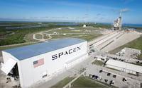 SpaceX irá lançar carga na órbita terrestre de conteúdo desconhecido