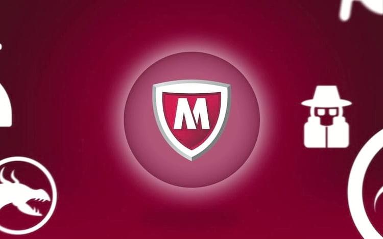 McAfee deixa usuários expostos a malware.