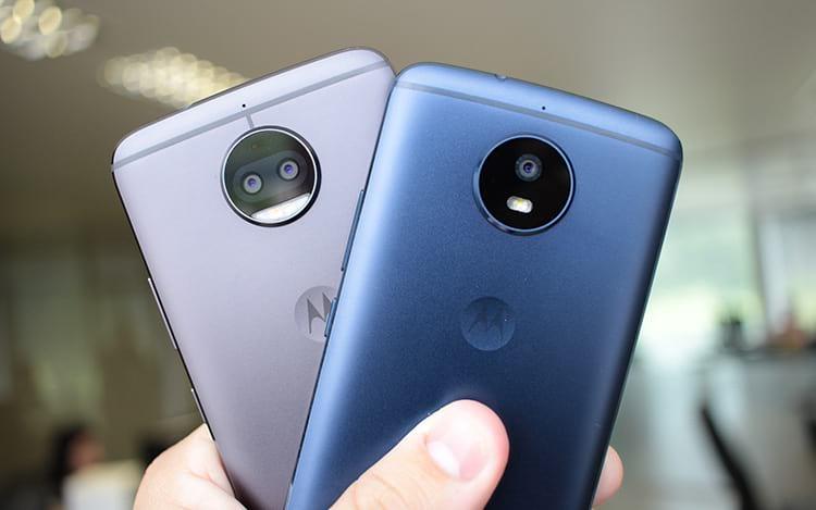 Moto G5s Plus e Moto G5s