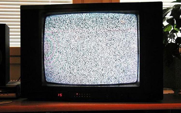 Televisores de tubo necessitam de um conversor de sinal