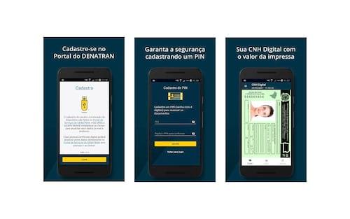 CNH digital chegou para Android e iOS