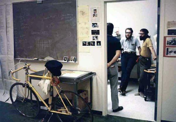 Xerox Parc é até hoje um dos locais mais importantes para a história da computação