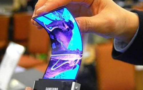 Galaxy X dobrável aparece no site da Samsung
