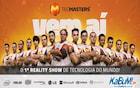 KaBuM! estreia em dezembro o TecMasters, 1º reality show de tecnologia do mundo