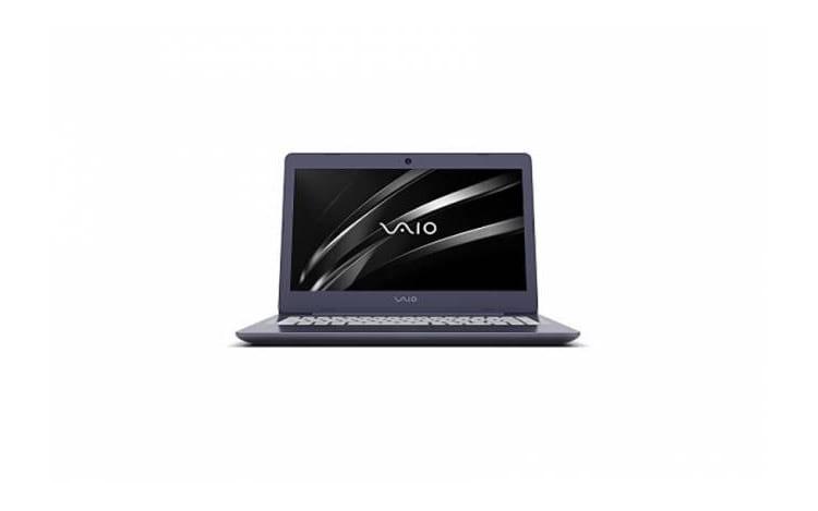 Novo notebook VAIO C14 une performance, design e  praticidade