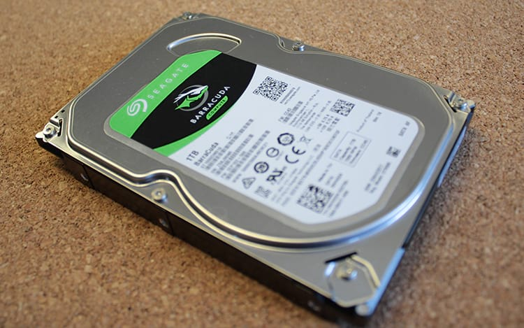 HD Seagate Barracuda 3.5mm