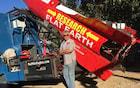 Americano vai viajar em um foguete caseiro com o objetivo de provar que a Terra é plana
