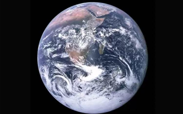 Será que a Terra é plana?