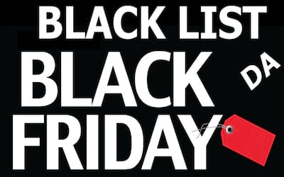 Black Friday 2017 - Procon-SP divulga lista de lojas online para NÃO comprar