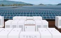 Elon Musk entrega bateria gigantesca em menos de 100 dias