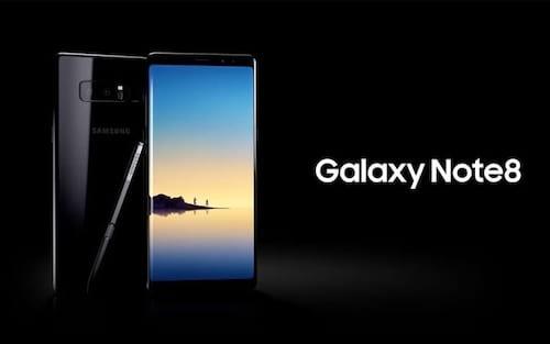 Samsung exibe campanha do Galaxy Note 8 com YouTubers brasileiros