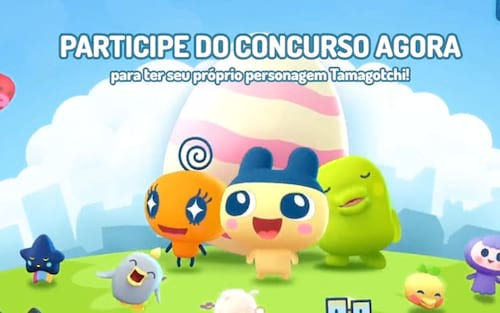 Tamagotchis retornam para Android e iOS